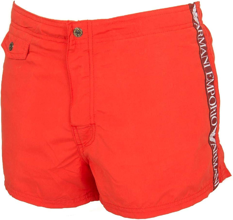Emporio Armani Herren-Badebekleidung, Boxershorts oder Pool-Beachwear, Artikel 211272 211272 211272 4P420 B07BWV8H9X  Jeder beschriebene Artikel ist verfügbar 906dea