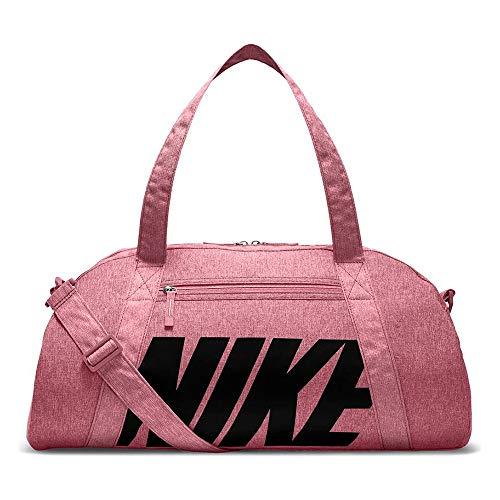 Nike Damen Damen Sporttasche Gym Club Sporttasche, Desert Berry/Desert Berry/Blac, One Size, BA5490