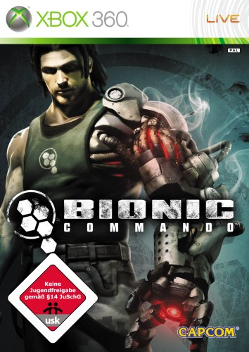 Capcom Bionic Commando - Juego