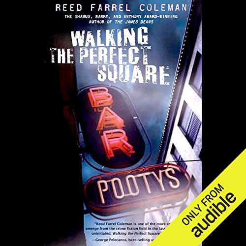 Walking the Perfect Square audiobook cover art