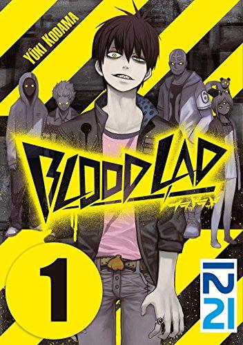 Couverture du livre Blood Lad - chapitre 01