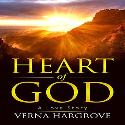 Heart of God audiobook cover art