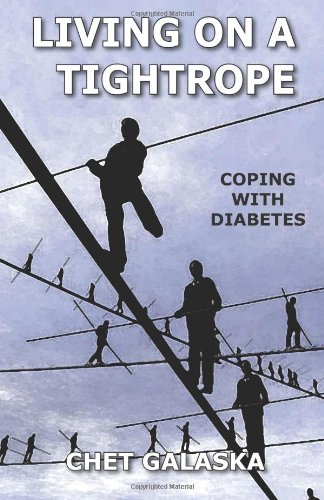 buy Living on a Tightrope: Coping with Diabetes Books