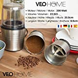 Zoom IMG-1 macina caffe elettrico veohome macinino