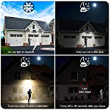 Photo #6: Solar Motion Sensor Lights by AmeriTop Featuring 800LM Wireless LED Lights 2 Pack