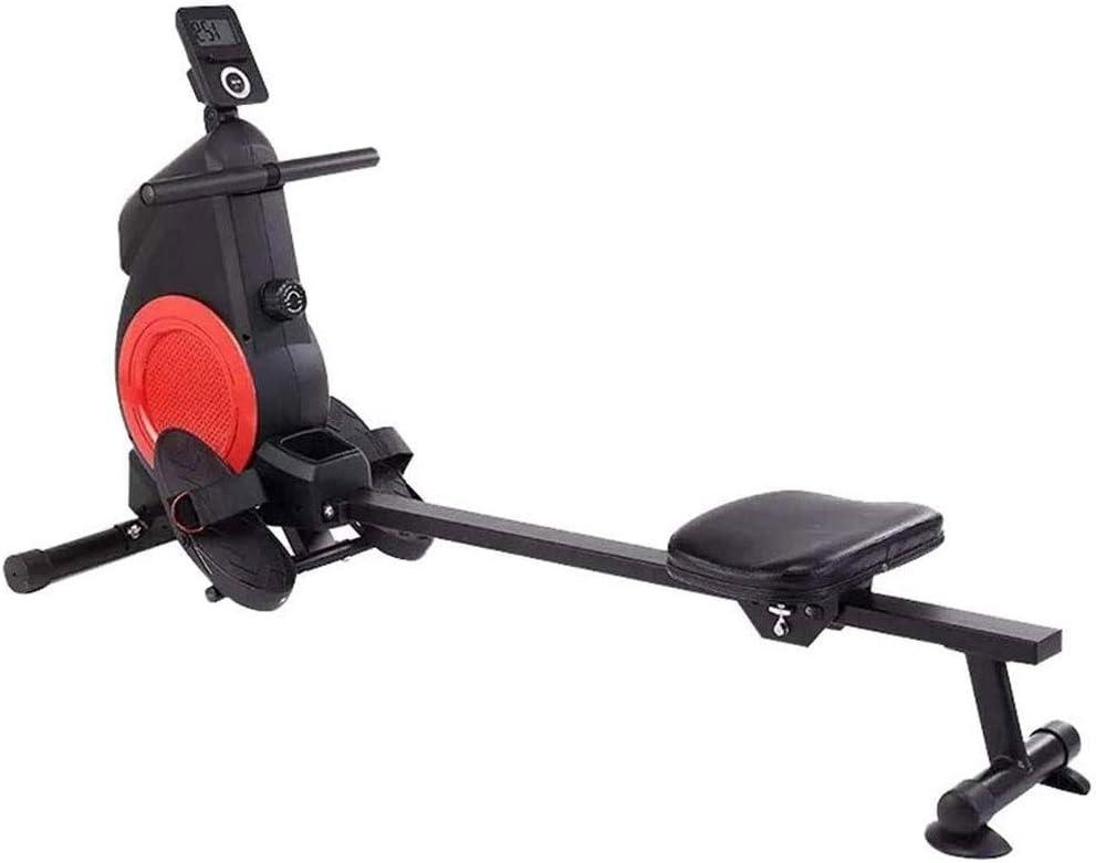 Rowing Machine Trac Glider Workout Equipment 8 Resistance Settin