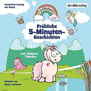 Fröhliche 5-Minuten-Geschichten mit Einhorn Theodor Titelbild