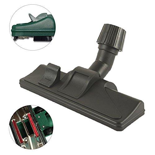 Spazzola Universale per Aspirapolvere Con Ruote (Pavimenti e Tappetti) Per EIO Handy, Phonola Scopa Elettrica, LG Electronics V-CQ 263, Thomas Hobby Vac 1000