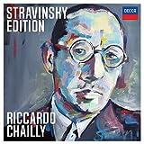 Riccardo Chailly Stravinsky Edition (Box 11 Cd + Libretto 100 Pg. Limited Edt.)