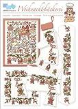 Kreuzstich-Vorlage No. 103'Weihnachtsbäckerei - gezählter Kreuzstich