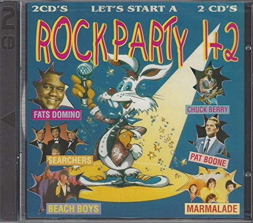 Let's start a Rock Party, Vol. 1 & Vol. 2 (Doppel CD)