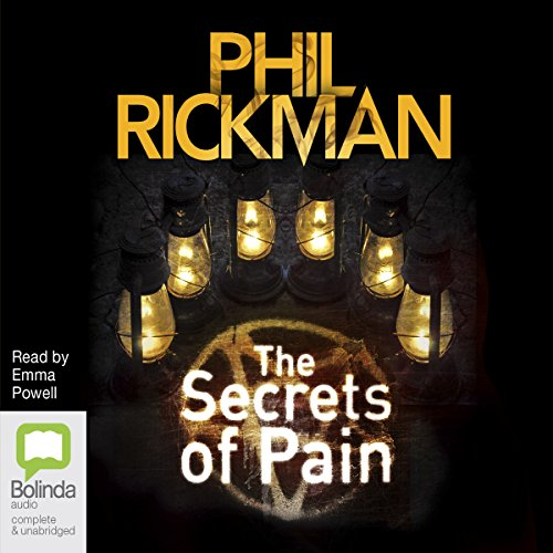 The Secrets of Pain     Merrily Watkins Mysteries, Book 11              By:                                                                                                                                 Phil Rickman                               Narrated by:                                                                                                                                 Emma Powell                      Length: 16 hrs and 46 mins     20 ratings     Overall 4.6