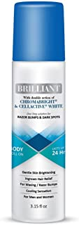 BRILLIANT Roll-on double action of Chromabright & Cellactive for In Grown hair