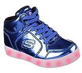 Skechers Kids Boy's Energy Lights - Eliptic (Big Kid) Royal 8 Big Kid