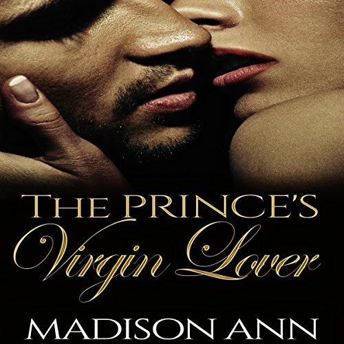 The Prince's Virgin Lover audiobook cover art