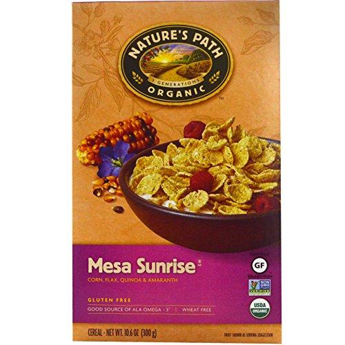 Nature's Path, Organic, Mesa Sunrise, Gluten-Free Cereal, 10.6 oz(Pack of 3)