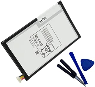 Fully New T4450E Replacement Battery Compatible with Samsung Galaxy Tab 3 8.0 T310 T311 T315 SP3379D1H - 3.8V 4450mAh with Opening Repair Tool Kit