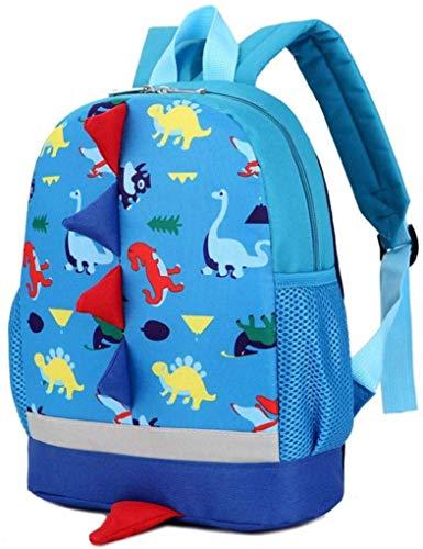 Mochila Infantil de Dinosaurio para niños Mochilas Escolares para de 2 a 6 años y niñas
