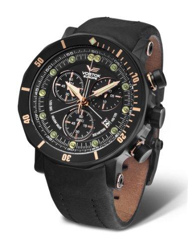 Preisvergleich Produktbild Vostok Europe 6S30-6203211 Uhr