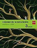 Ciencias de la naturaleza. 3 Primaria. Savia. Castilla y León - 9788467577341