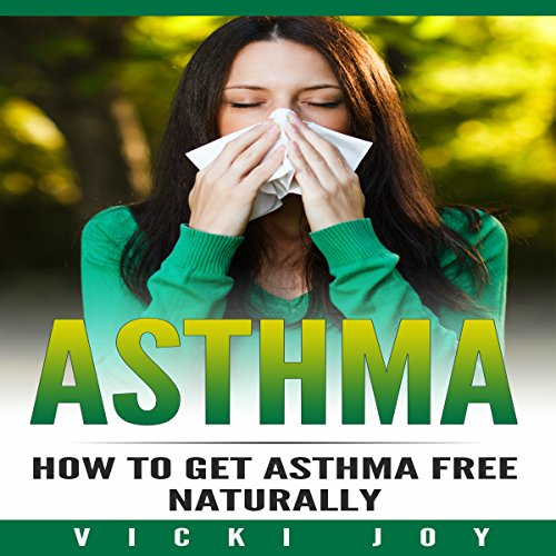 Asthma audiobook cover art