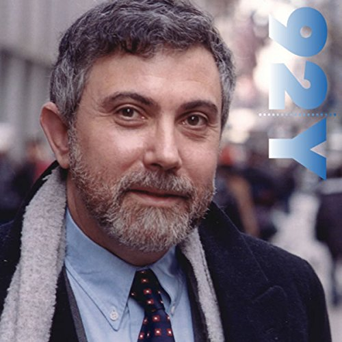 The Spitzer Lecture - Paul Krugman audiobook cover art