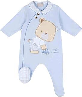 Chicco Tutina con Apertura Frontale Mamelucos para bebés y niños pequeños