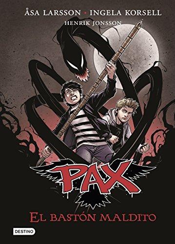 El bastón maldito: Pax 1 🔥