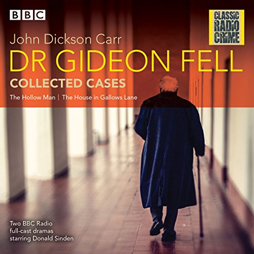 Dr Gideon Fell: Collected Cases audiobook cover art