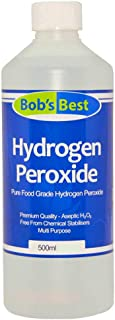 Food Grade Hydrogen Peroxide 11.90% Strength - 500