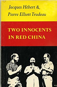 Paperback Two Innocents in Red China Book