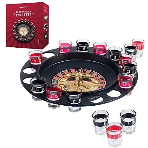 Kompranet -  Roulette Trinkspiel