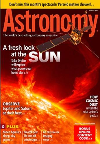 Astronomy Magazine - A Fresh Look at the Sun