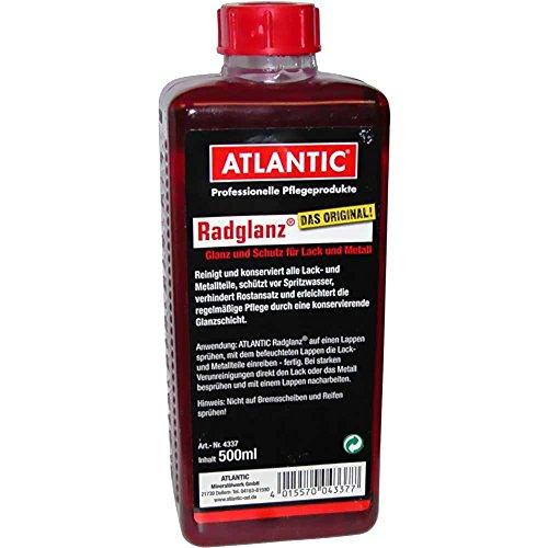 Atlantic Radglanz Reinigt und konserviert / Nachfüllflasche 500ml 4337