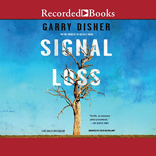 Signal Loss audiobook cover art