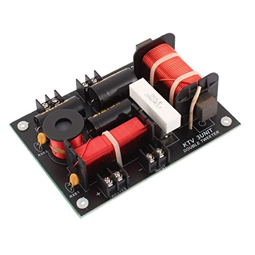 uxcell Audio Crossover Filters Frequency Distributor 500W