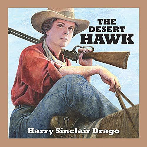 『The Desert Hawk』のカバーアート