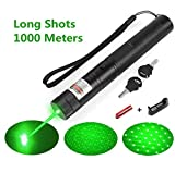 LUCHENG A Set of high Power Green Light Education Pointer 301 Flashlight Demonstration Projector Outdoor Camping Equipment Tactical Hunting Sight LED pet Toy Astronomy Hobby Education Pointer Pen