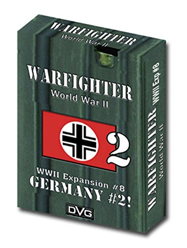 Warfighter WW 2 – Expansion #8: Germany 2