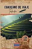 Cuaderno de viaje Tailandia: Un práctico cuaderno de viaje para preparar y organizar su viaje. Transporte, alojamiento, lista de control, notas y desafíos divertidos para hacer.