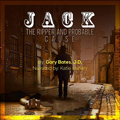 Jack the Ripper and Probable Cause audiobook cover art