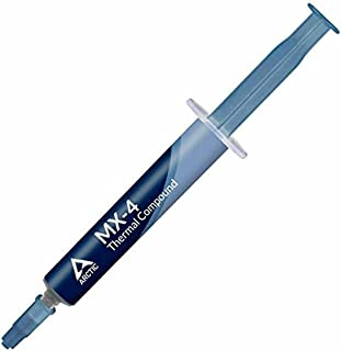 ARCTIC MX-4 (4 Grams) - Thermal Compound Paste, Carbon Based High Performance