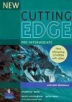 NEW CUTTING EDGE PRE-INTERMEDIATE: STUDENT BOOK+ROM+MINIDICTIONARY