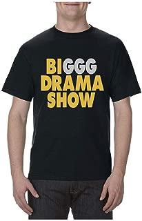 BIGGG Drama Show Boxing Shirt Adults Unisex Mens Youth Size GGG Triple G Shirt Golden Printed T-Shirt S-5XL