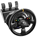 Thrustmaster TX Racing Wheel Leather Edition (Volante inkl. 3-Pedali, Xbox One / PC)