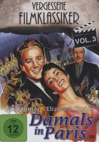 Damals In Paris - Vergessene Filmklassiker Vol. 3