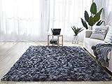 alfombra terciopelo negra