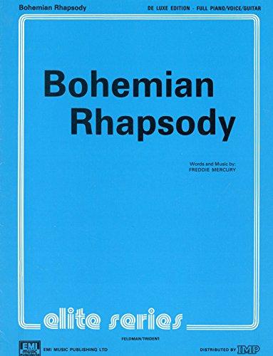 Bohemian Rhapsody - Single Sheet Music - Piano/Vocal/Guitar