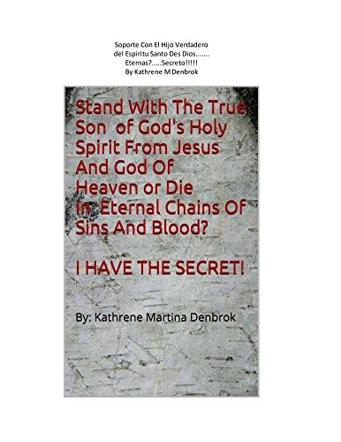 Soporte con hel hijo verdadero del espiritu santo des dios des jesus y dios de.. (English Edition)