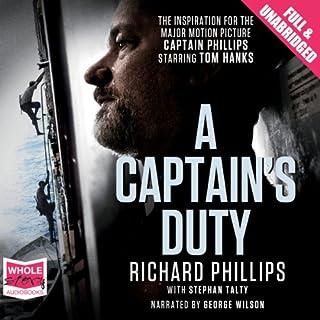 A Captain's Duty cover art